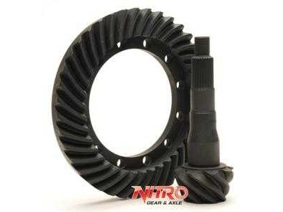 Diff gears Nitro Gear 4.63 Ratio Ring and Pinion Front GQ/GU