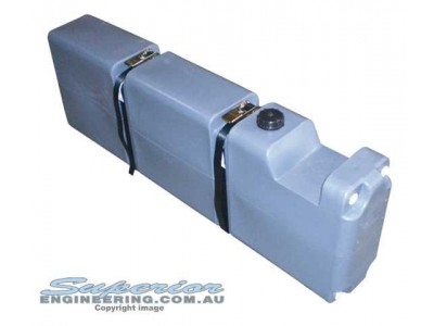 Long Water Tank 70Lt (with Pump and Mounting Kit)