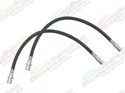Brake Lines Rubber 2 Inch Rear Suitable For Hilux Revo