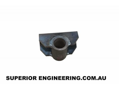 Superior Shackle Mount Nissan Patrol GQ/GU Ute (Leaf Sprung)