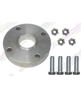 Superior Tailshaft Spacer 25mm Suitable For Toyota Landcruiser 60/75/200 Series Front