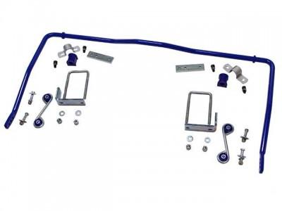 Adjustable 20mm Heavy Duty Sway Bar Rear Ford Ranger/Mazda BT-50 2011 on