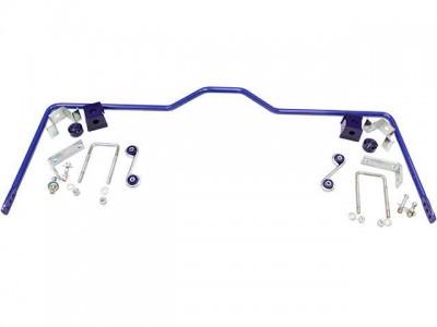 Adjustable 18mm Heavy Duty Sway Bar Rear Holden Rodeo/Colorado/Isuzu D-Max