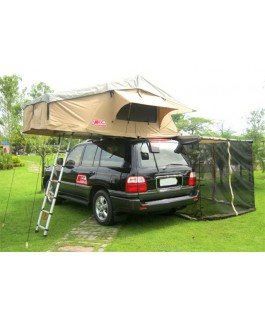 MCC 4x4 Rooftop Tent and Annexe