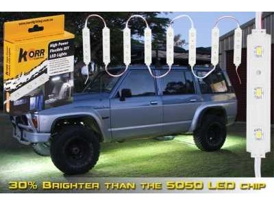 LED Chain Lights 24 LEDs 1.5 Meters