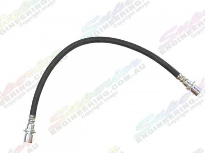 Brake Line Rubber 6 Inch Front Suitable For Landcruiser 78/79 Series