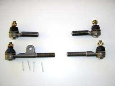 Tie rod and drag link end replacement kit