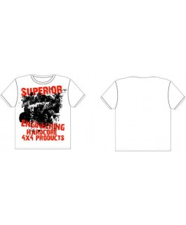 Superior Engineering T-Shirt Style 3 Mens (Each)
