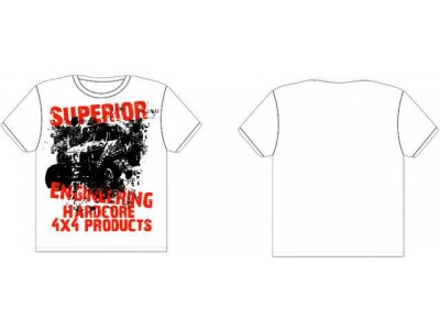 Superior Engineering T-Shirt Style 3 Mens