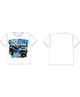 Superior Engineering T-Shirt Style 6 Mens (Each)