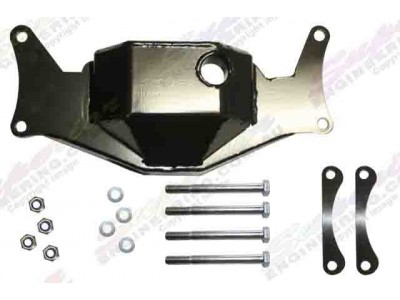 Superior Stealth Diff Guard Suitable For Toyota Hilux Vigo Rear