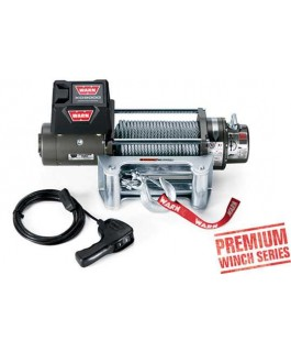 Warn Winch XD9000(Steel Cable)