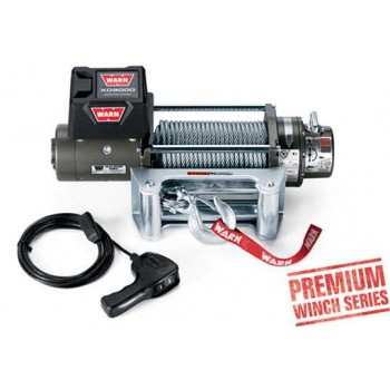 WARN XD9000 12V 4100KG WINCH (STEEL CABLE)
