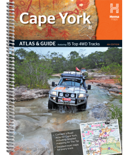 Cape York Atlas and Guide (Each)