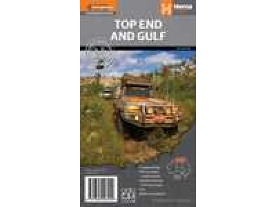 Top End and Gulf Hema Map
