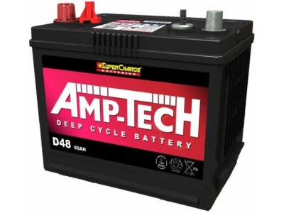 Supercharge AMP-TECH D48 60AH