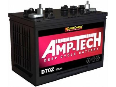 Supercharge AMP-TECH D70Z 105AH