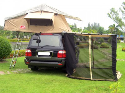 MCC 4x4 Extended Length Awning