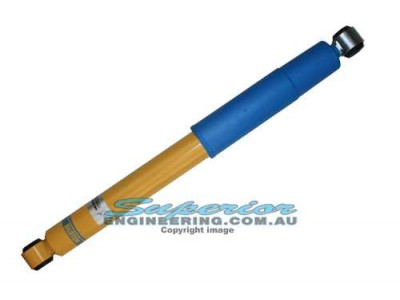 Bilstein Standard - 2 Inch Lift Rear Shock Holden Rodeo/Colorado/Isuzu D-Max
