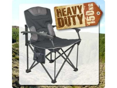 Ironman 4x4 Strong Arm Chair (150kg Rated)