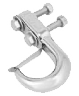 Tow Hook Chrome (Each)