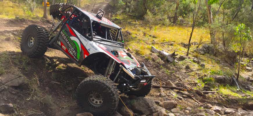 Aust4 Offroad Racing Series Round 2 2017 Results