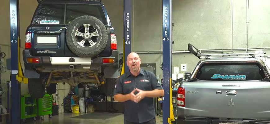 MadMatt 4WD At Superiors Fully Equipped 4x4 Workshop