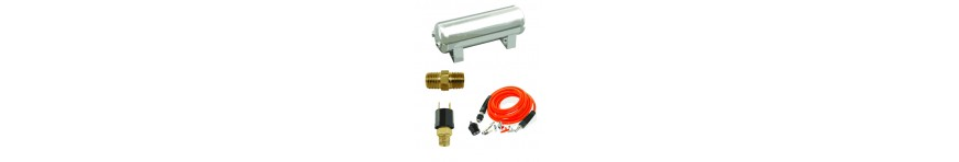 Air Tanks and Accessories