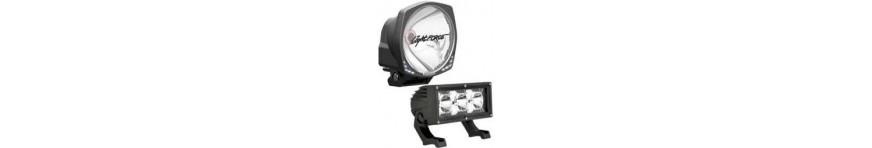 Spot Lights and LED Light Bars