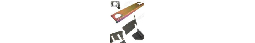 Suspension Steel Brackets
