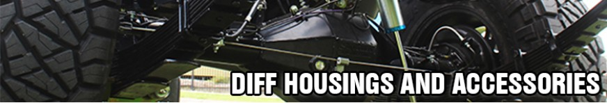 Diff Housings & Accessories