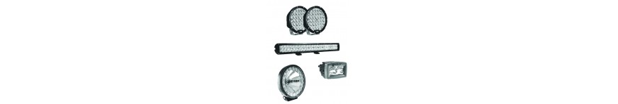 Spot Lights and LED Light Bars