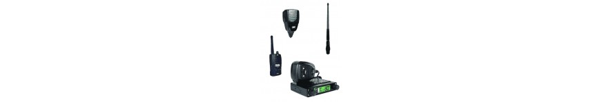 UHF/27MHz Radios