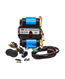 ARB Twin Air Compressor Vehicle Mounted (Maximum Performance) (Each)