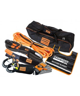 CAMPBOSS by All 4 Adventure Premium Adventure Recovery System