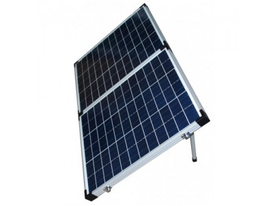 Baintech BAINTUFF Foldable Solar Panel (50W x 2 Panels) - includes bag