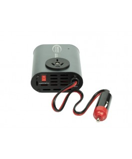 Baintech 150 Watt Pocket Inverter with USB Charging