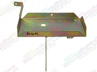 Battery Tray Landcruiser 80 Series 3.9Lt EFi Auto