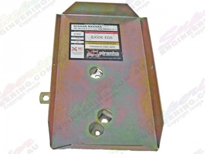 Battery Tray Suitable For Navara 2.8Lt Diesel