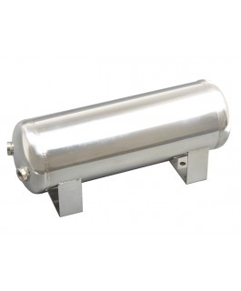 Thor Air 3lt Air Tank(Polished Aluminium)