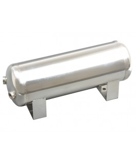 Thor Air 9lt Air Tank(Polished Aluminium)