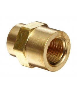 Thor Air 1/4 NTP to 1/4 NTP Female Coupling (Each)