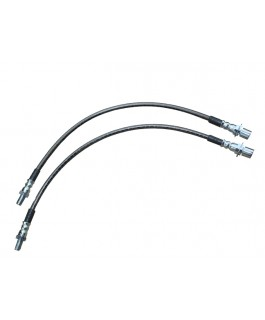 Brake Lines Braided Rear Suitable For Ford Ranger PXII-PXIII / Mazda BT-50 Series 2