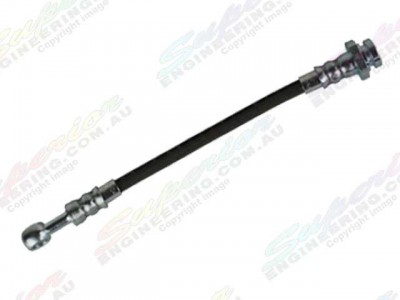 Caliper Line Braided Rear Suitable For Landcruiser 105 Series
