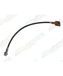 Brake Line Braided 2 Inch Front Suitable For Patrol GQ