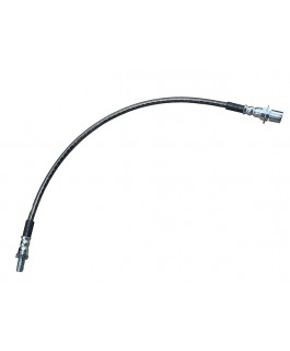 Brake Line Braided 2 Inch Front Suitable For Landcruiser 75 Series