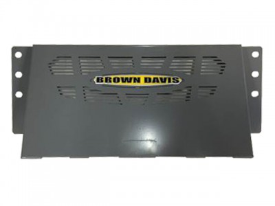 Brown Davis Radiator Steering Guard Suitable For Toyota Landcruiser 80 Series