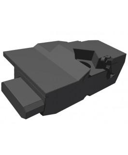 Brown Davis 118 Litre Replacement Long Range Fuel Tank Suitable For Holden Rodeo RA/Colorado/Isuzu D-Max 2003-12 (Each)