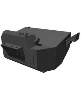 Brown Davis 100 Litre Auxiliary Long Range Fuel Tank Suitable For Holden Colorado 7 2012 on (Each)