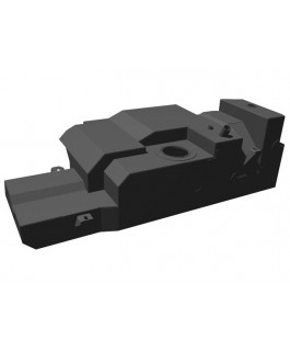 Brown Davis 128 Litre Replacement Long Range Fuel Tank Suitable For Holden Colorado/Isuzu D-max 2012 on (Each)